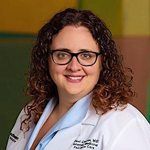 Desi Carozza, MD: palliative care doctor in Cleveland, OH